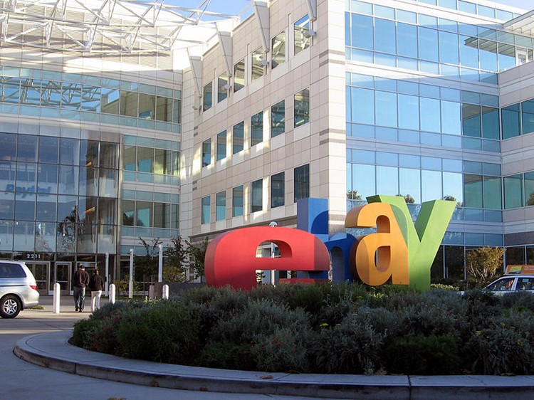 eBay buys the domain PayPalPress.com