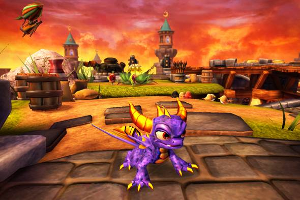 SkylandersUniverse.com: Official site for Skylanders Spyro's Adventure on the web