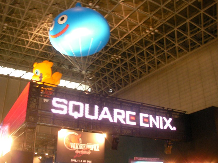 Square Enix Ltd. files 'Core' trademark for the provision of online game services