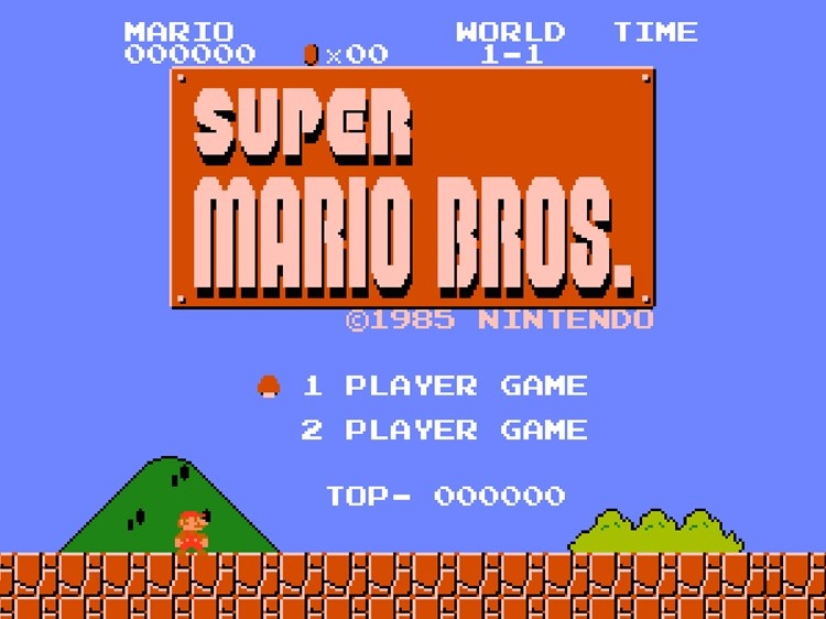 Nintendo gains rights to SuperMario.com, more than 25 years after game's release