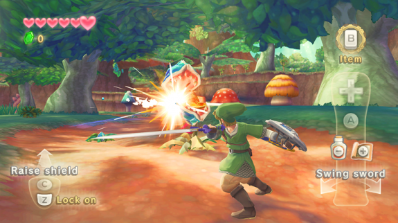The Legend of Zelda Skyward Sword