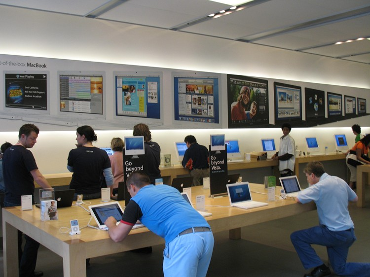 Apple files domain name dispute over AppleStores.com, UsedMacs.com