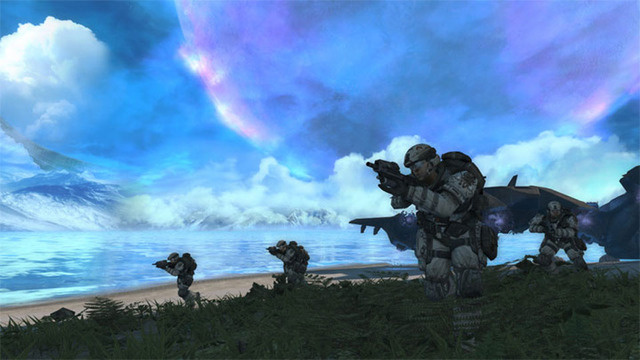 Microsoft may launch a living monument online for Halo: Combat Evolved remake