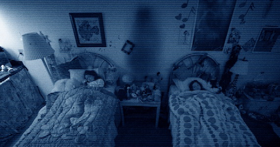 Looks like Paramount's Paranormal Activity 4, 5, and 6, headed for big screen