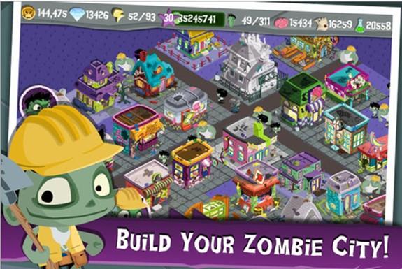 Zombie Universe