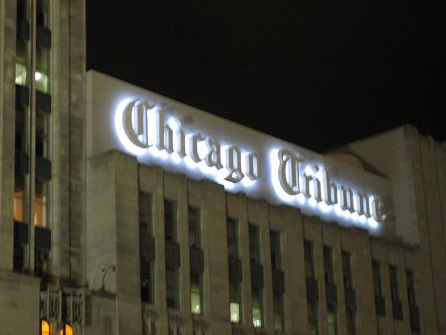 Chicago Tribune web site going local? Company registers over 300 domains