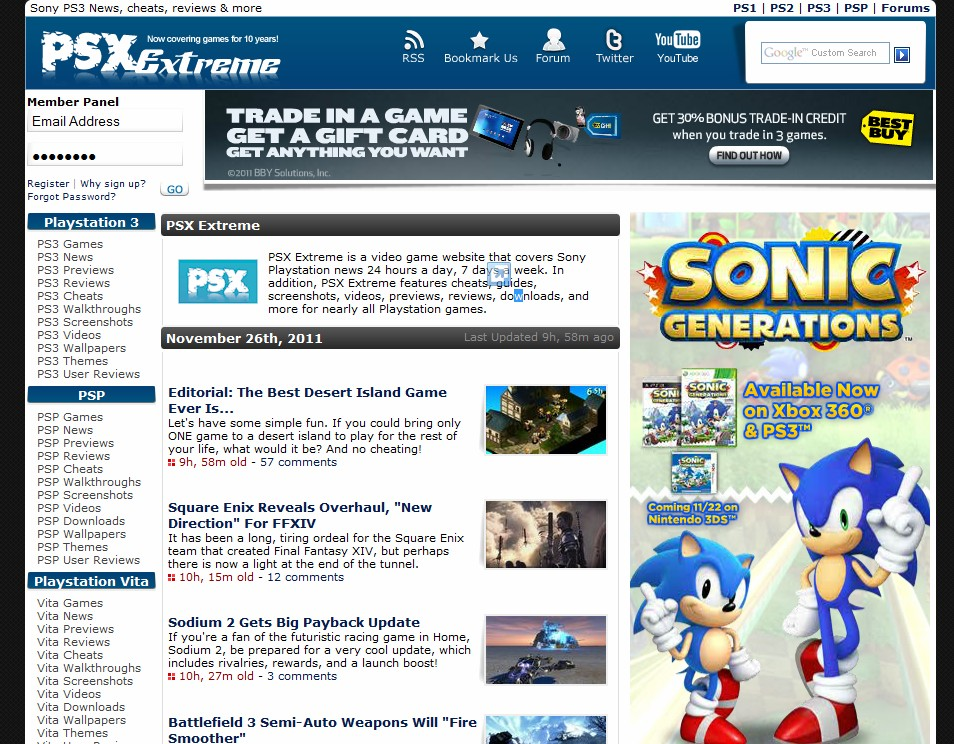 Wiiu Com Game : Neither sony nintendo nor microsoft own the domains for