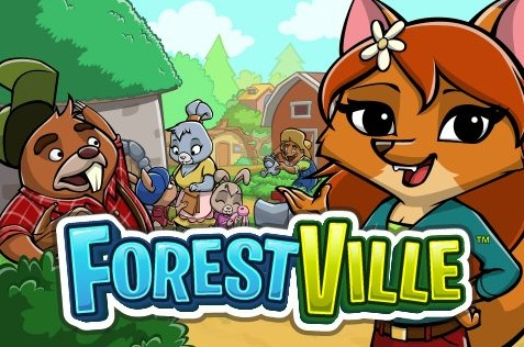 Small preview of unannounced iOS game by Zynga called Forestville