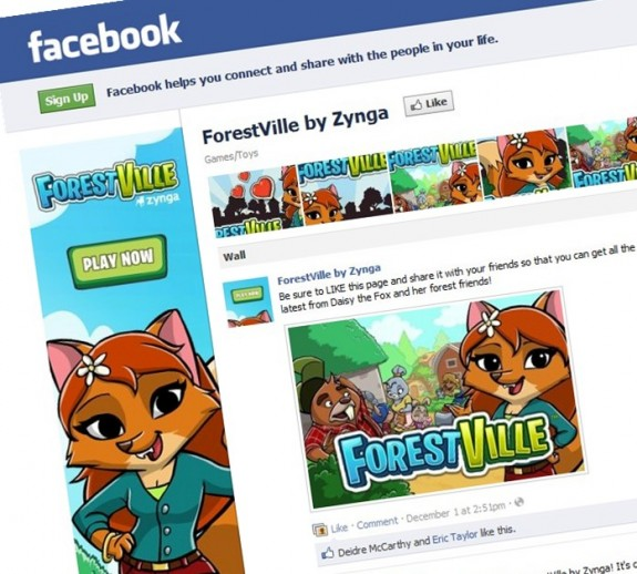 Forestville on Facebook