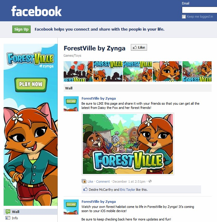 Zynga goes on record about new iOS game by filing Forestville trademark