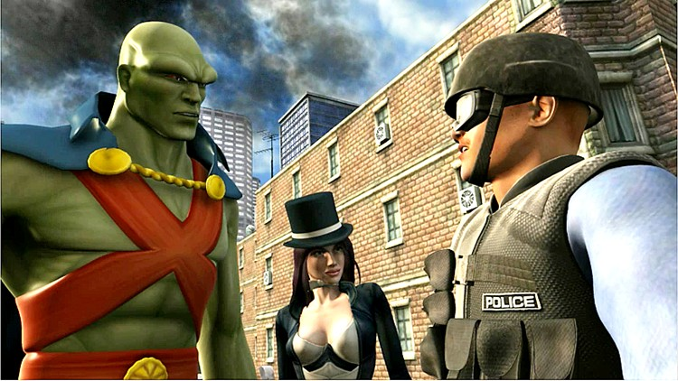 Slew of 'Justice League Heroes' domains registered by brand protection company