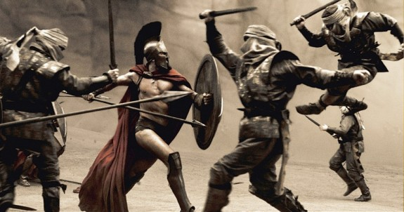 300 The Battle of Artemisium