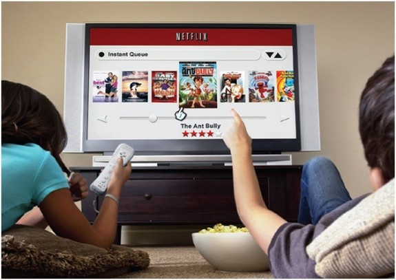 Netflix Instant movies