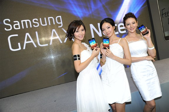 Samsung files trademarks for Galaxy Sire, Lift, and Perx smartphones