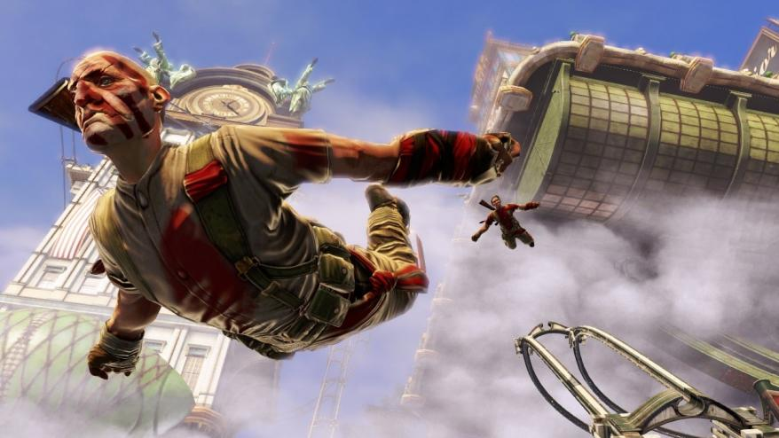 Take-Two registers Death to Founders, Vox Populi domains for Bioshock Infinite