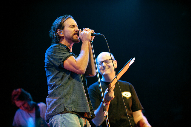 UPDATED: Pearl Jam frontman Eddie Vedder wants eddievedder.com