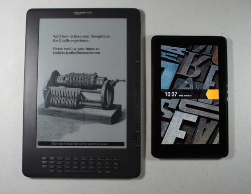 Top 10 Stories of 2011: #6 Speculating on the next Kindle to be released by Amazon