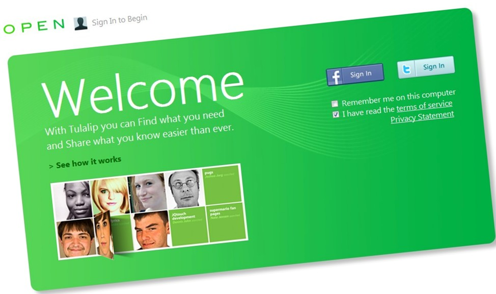 Top 10 Stories of 2011: #1 New Microsoft social networking service discovered