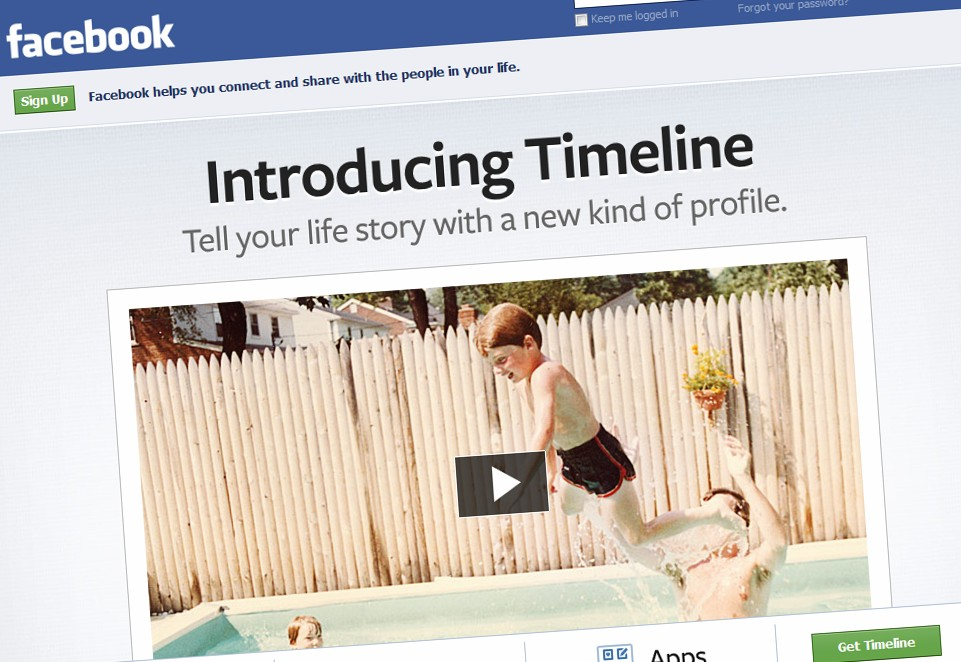 Facebook Timeline getting a movie maker app? Domains privately registered