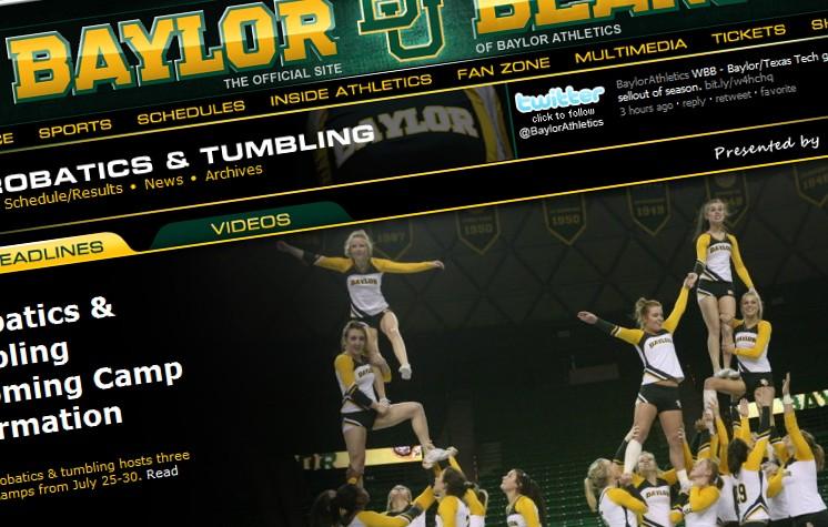 Baylor University files a complaint over BaylorGirls XXX domain name