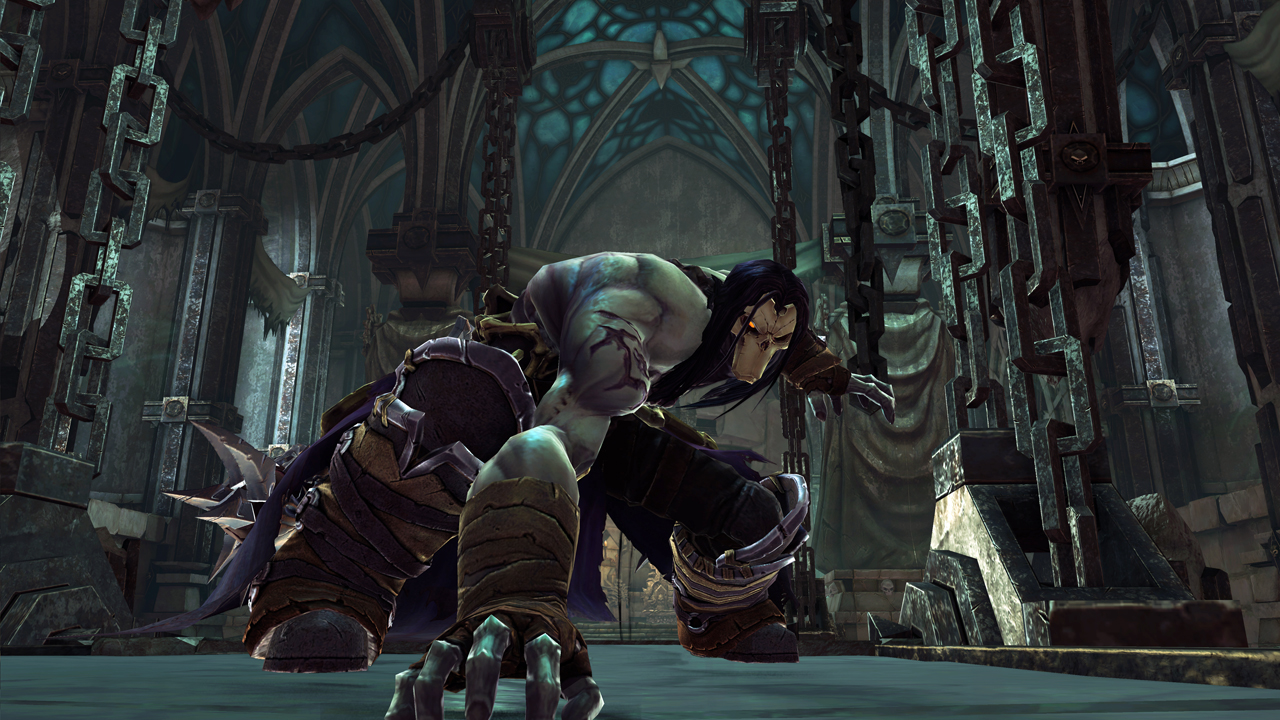 THQ acquires DeathLives.com domain name, points it to Darksiders web page