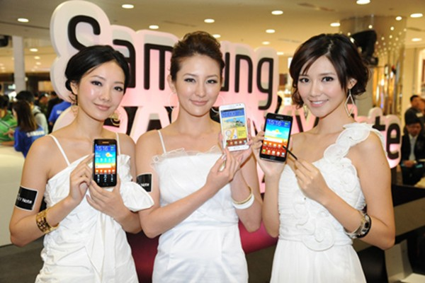 Samsung files trademarks for Galaxy Axiom, Awaken, Heir, Rite smartphones