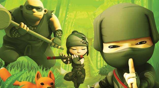 Mini Ninjas sequel to be called Hiro's Adventure? Square Enix registers names