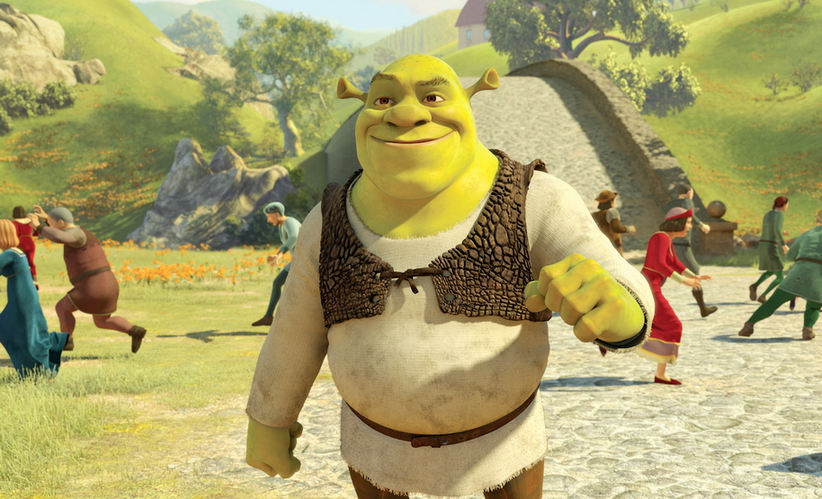 DreamWorks registers domains for something called Shrek's Thrilling Tales