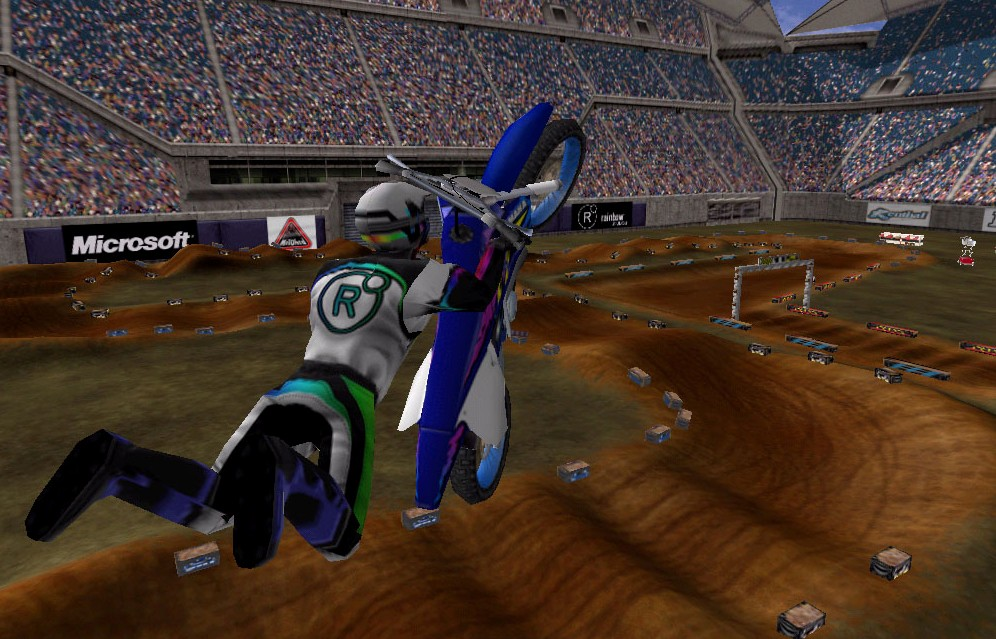 "Microsoft files trademark for ""Avatar Motocross Madness"" game [UPDATED]"