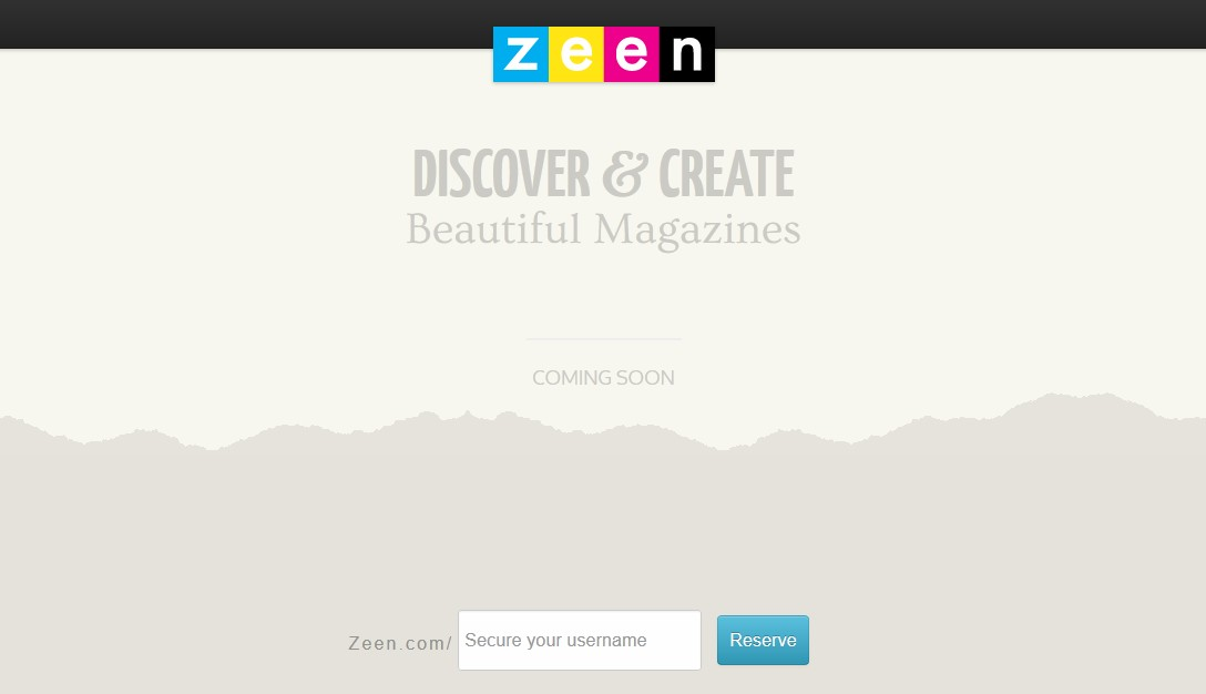 YouTube co-founders working on a magazine service called Zeen [UPDATED]