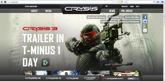 Crysis.com