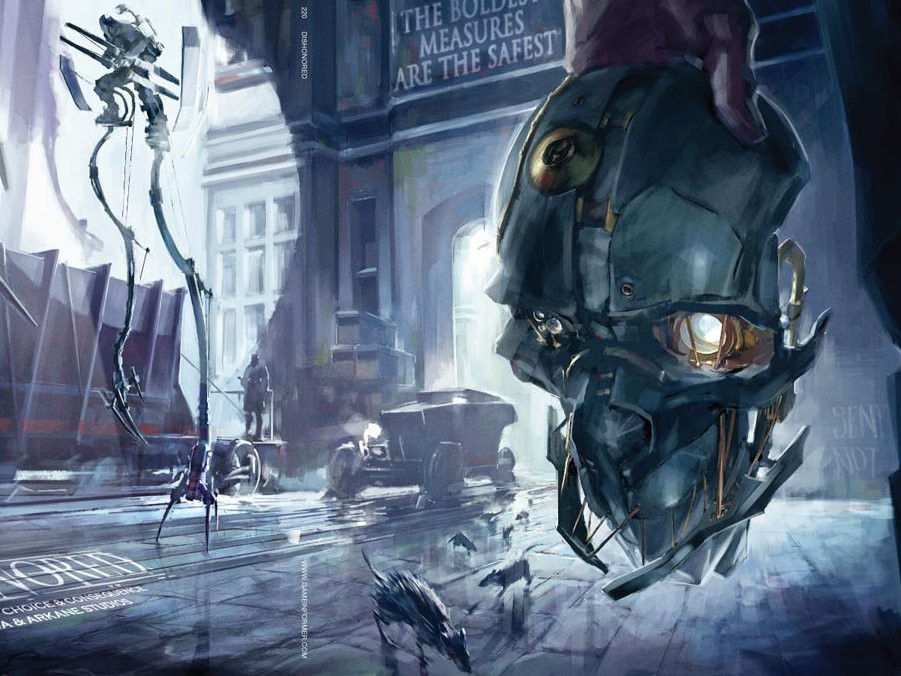 ZeniMax acquired 'Weapons of Revenge', other Dishonored-related domain names