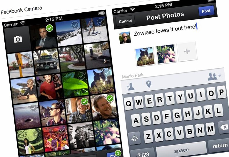Facebook registers Studio Edge domains on the same day of Camera App launch