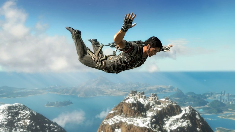 Square Enix registers Just Cause 4 domains; Just Cause 3 not yet released