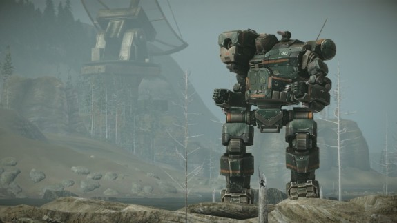 MechWarrior movie
