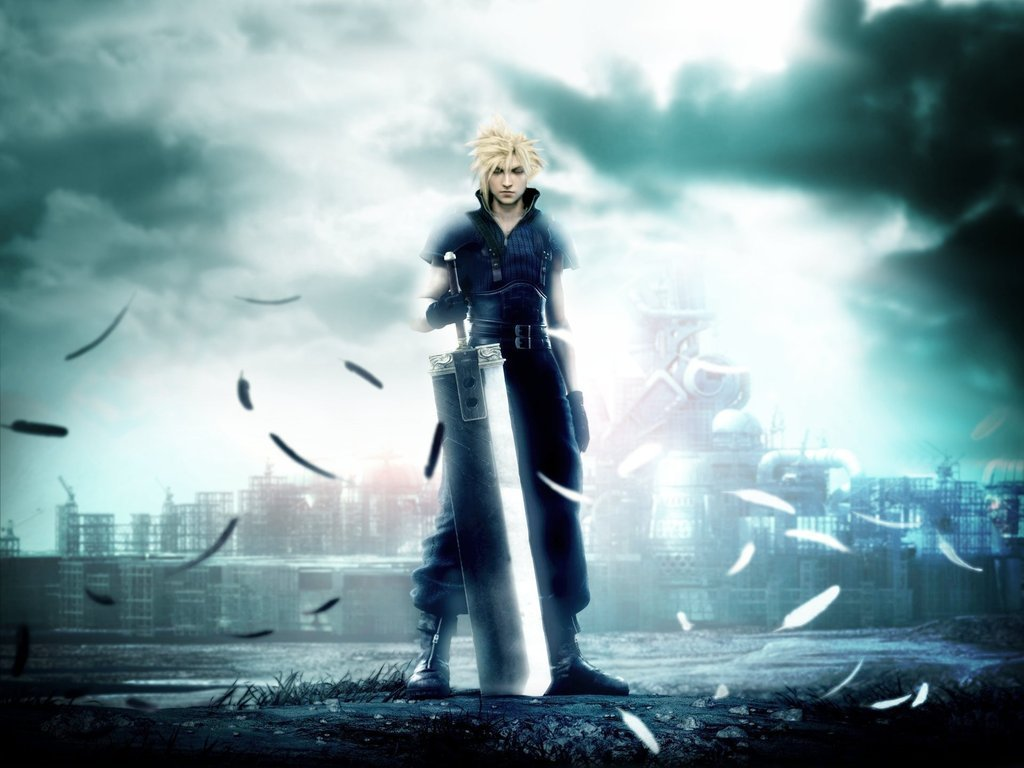 As talk of Final Fantasy VII remake heats up, Square gets FinalFantasyviiPC.com