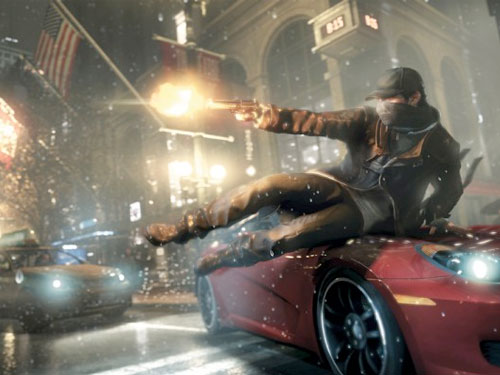 Ubisoft may be planning 'Watch Dogs' video game movie according to domains