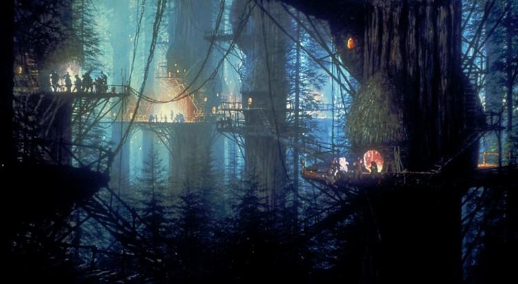 Lucasfilm (parent of LucasArts) registers Ewok Village domain for unknown project