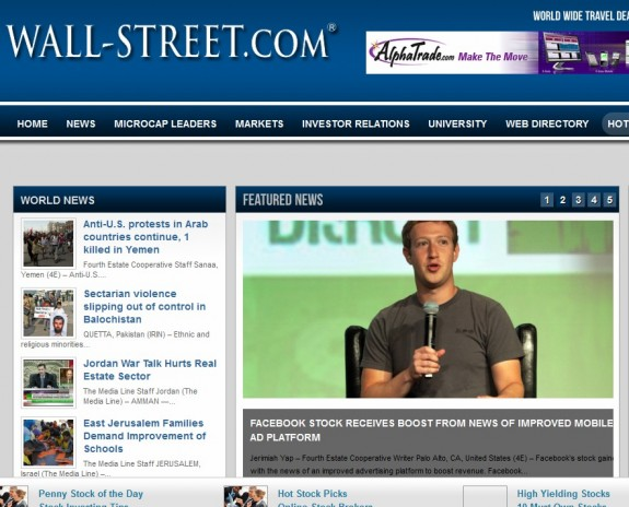 Wall-Street.com