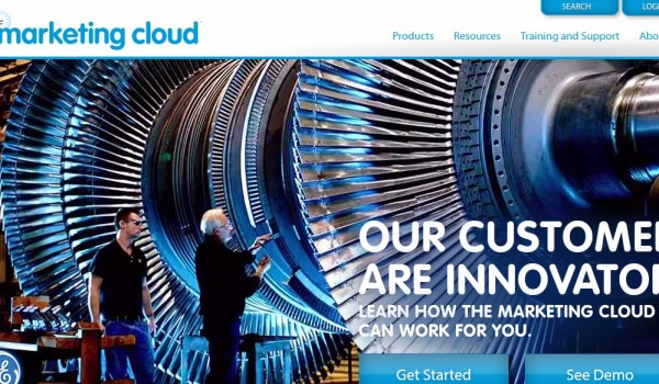 Salesforce starts redirecting $2.6MM domain social.com to its Salesforce Marketing Cloud site [UPDATED]