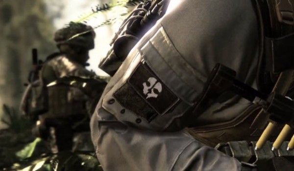 Call of Duty Ghosts on the Xbox One